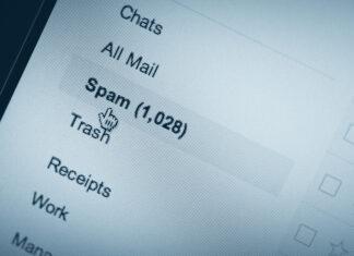 E-mail de Spam