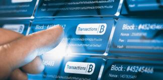 Transações financeiras