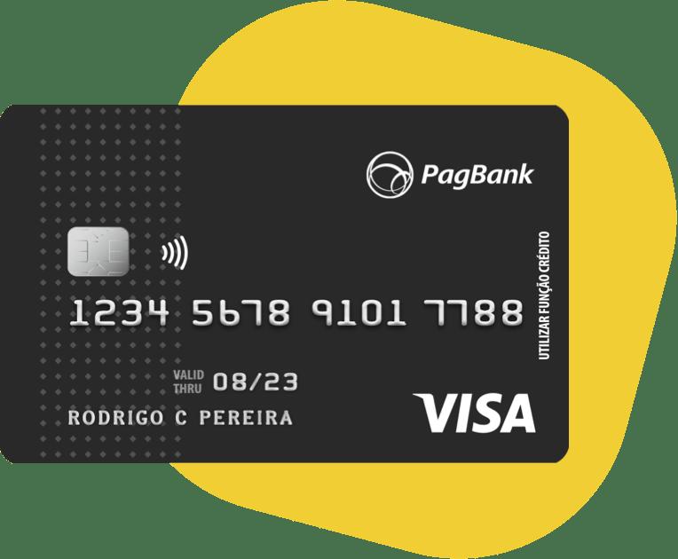 Cartão de Crédito pag seguro